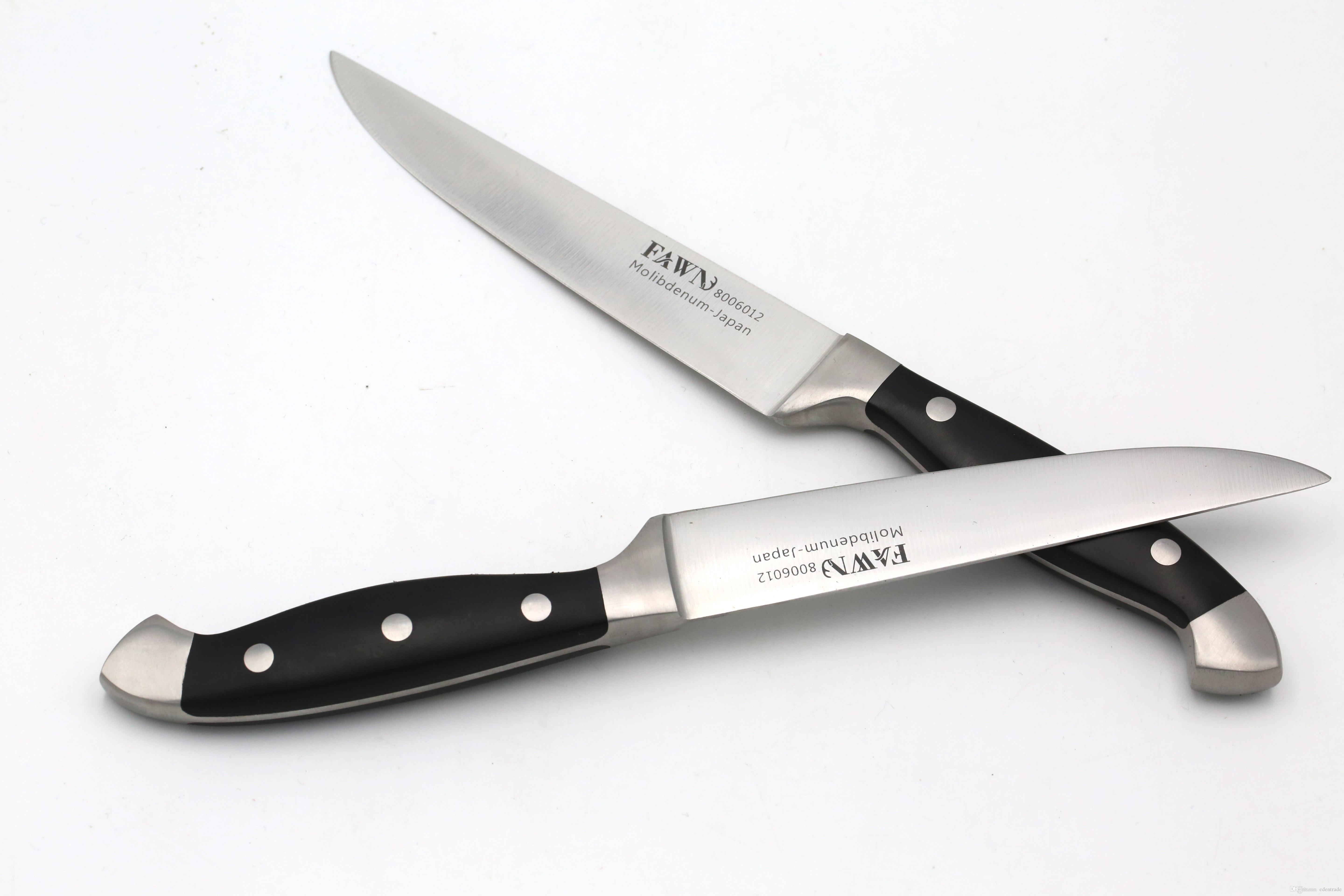 Stainless Steel Paring Knife Kitchen Knife of Flowing Sand Wave ...