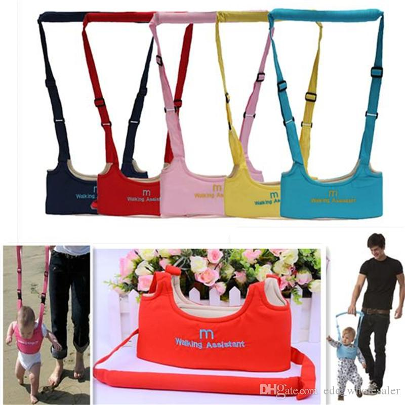 f04fe74024ea Baby Walker Aid Children Harnesses Leashes Baby Toddler Learning ...