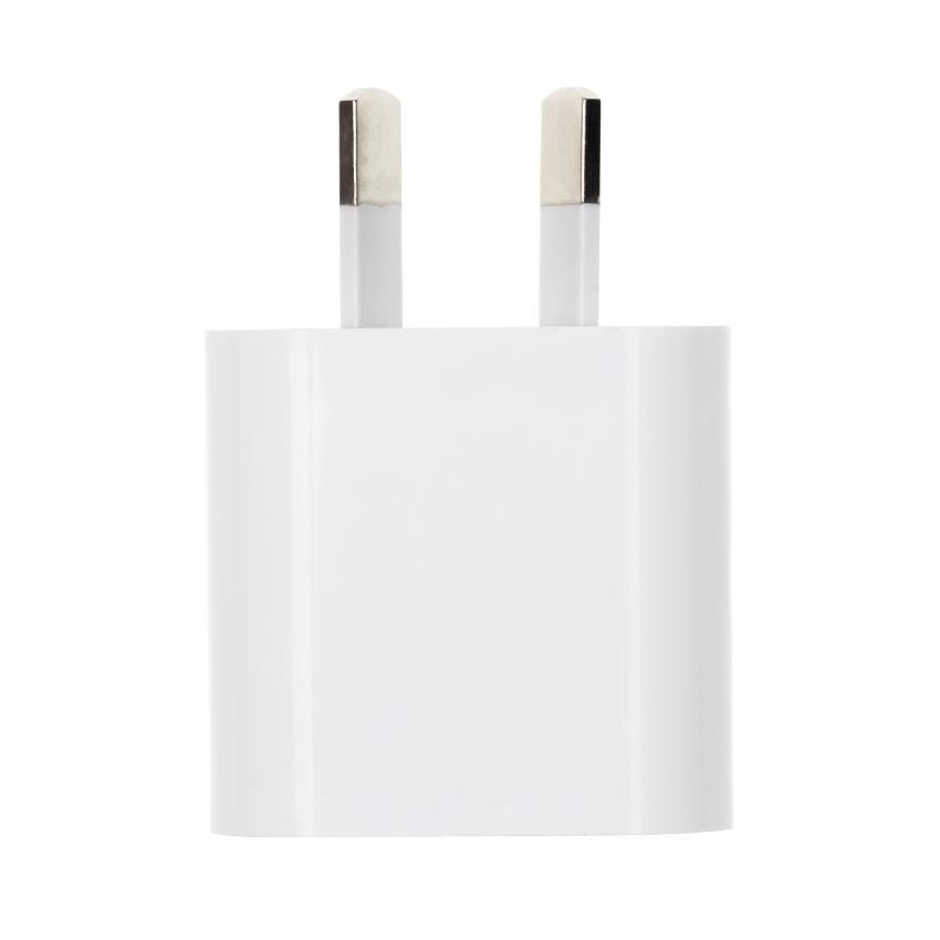 AU Plug Two USB 2USB Ports Mobile Phone Charger DC 5V 2A Output Power Adapter Used for iPhone iPad Samsung HTC Mobile Phone Tablet PC