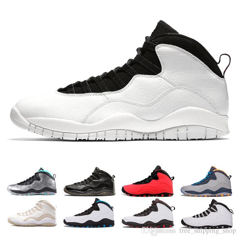 111b22c68b538f 2019 Men Basketball 10s I m Back Cement Westbrook Cool Grey White ...