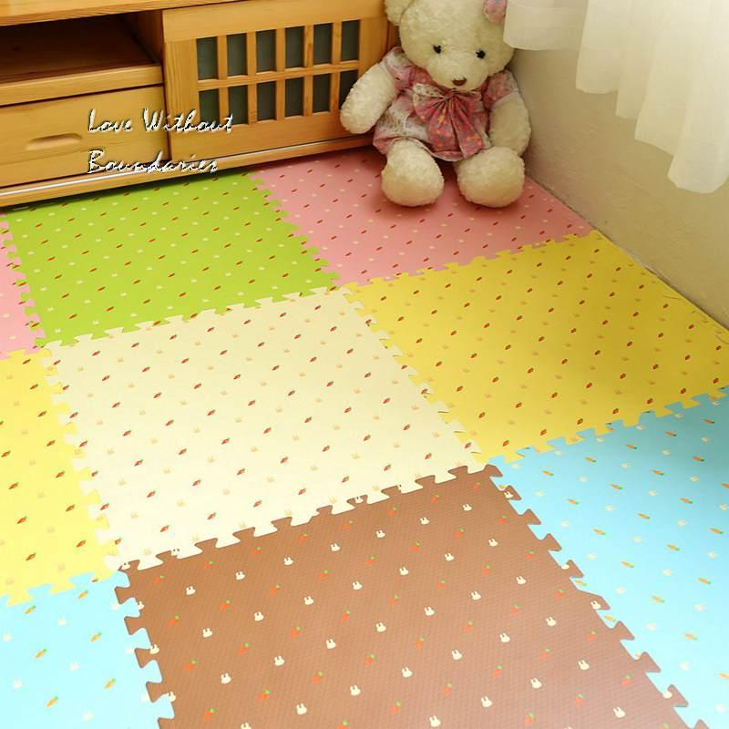 Childrens Puzzle Mats On The Floor Mosaic Tatami Mat Baby Baby