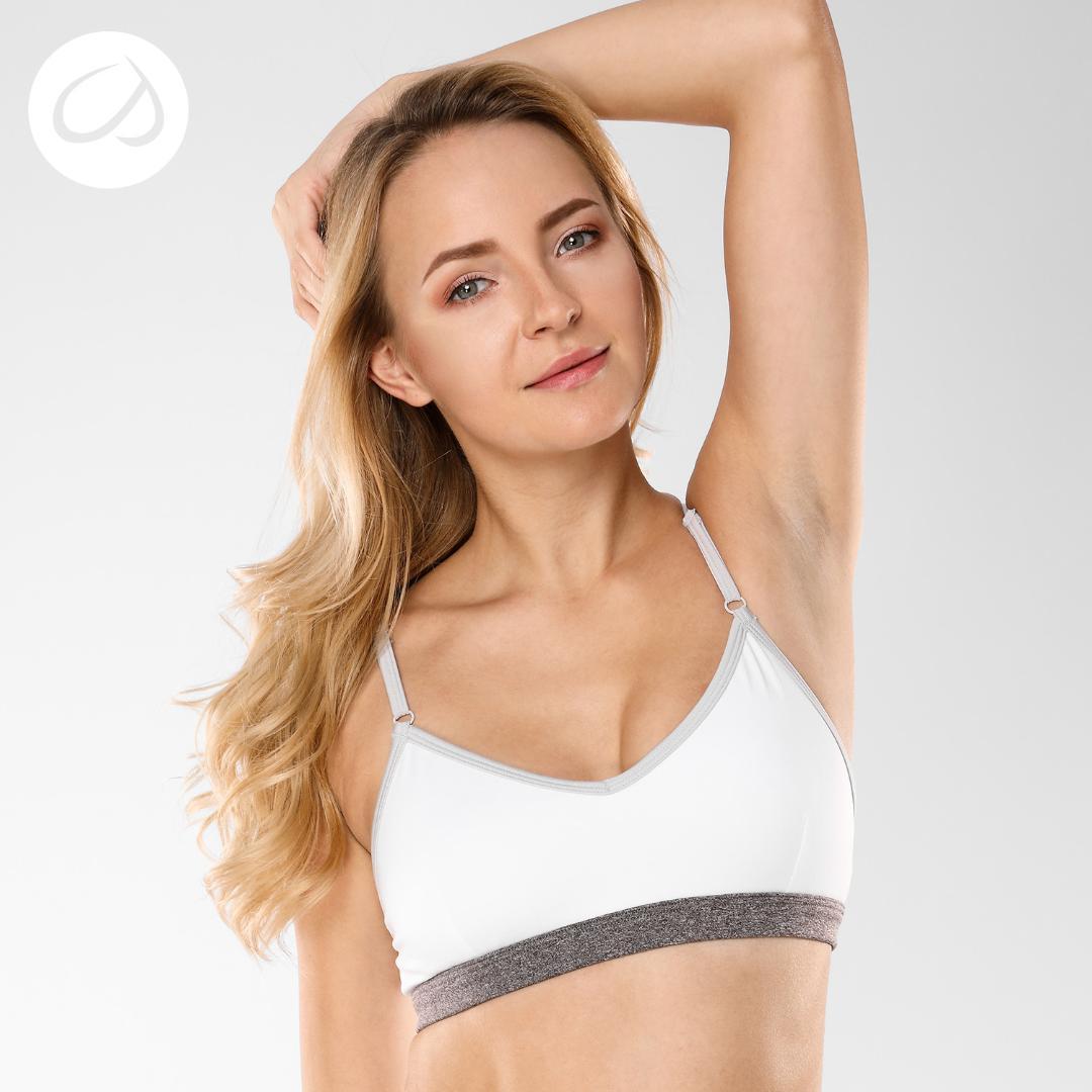 52c344e125658 2019 CRZ YOGA Women S Light Support Cross Strappy Back Feminine Yoga Sports  Bra From Hongmihoutao