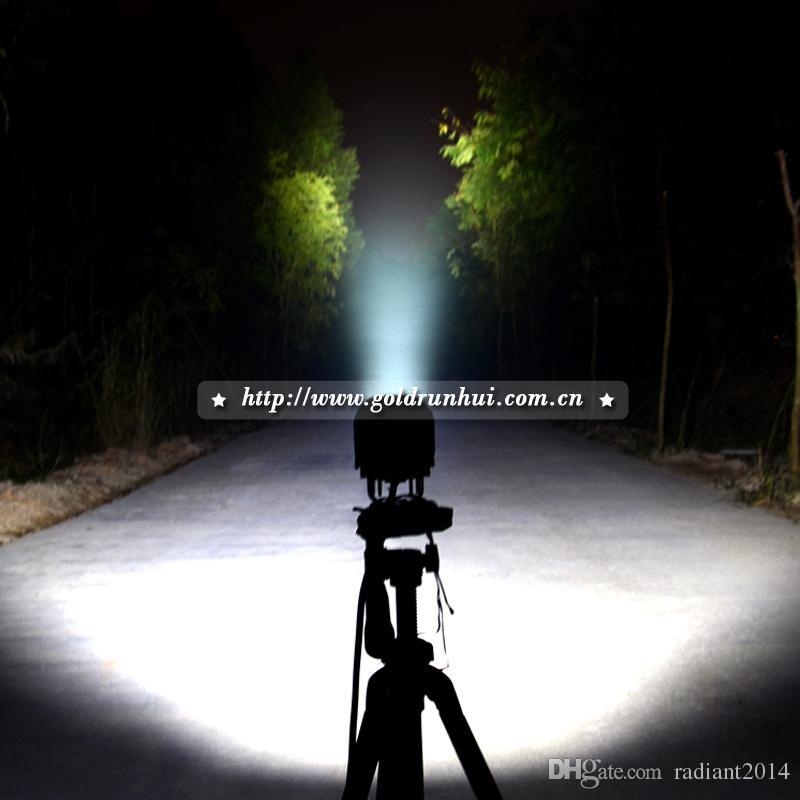 Mais novo 40 W CREE U3 LED Motocicleta 4200LM Universal Motorcycle Lamp Farol de Alta qualidade LEVOU Condução Nevoeiro Cabeça Luz Do Ponto