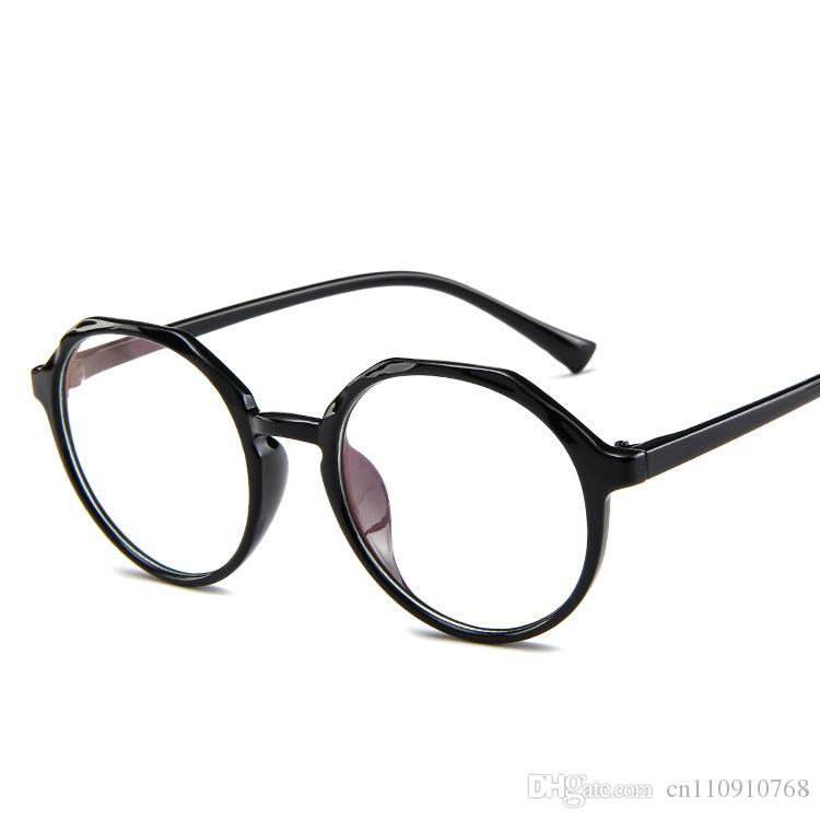 a4820d7696 2019 Round Eyeglasses Glases Steampunk Online Fast Shopping Antique ...