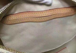 Настоящий окисляющий кожаный холст умирь цветок писем печатание подушки сумки умиренного цветочной буквы печати Speedy25 30 35 с замком