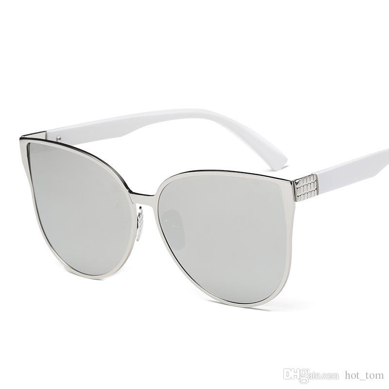Pour Oversize Eye Lunettes De Cadre Soleil Cat Acheter Grand Mode FaFnp fcc38ea83ac0