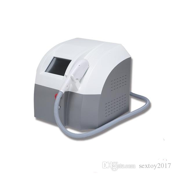 2018 HOT OPT SHR hair removal machines with E-light therapy, portable beauty equipment
