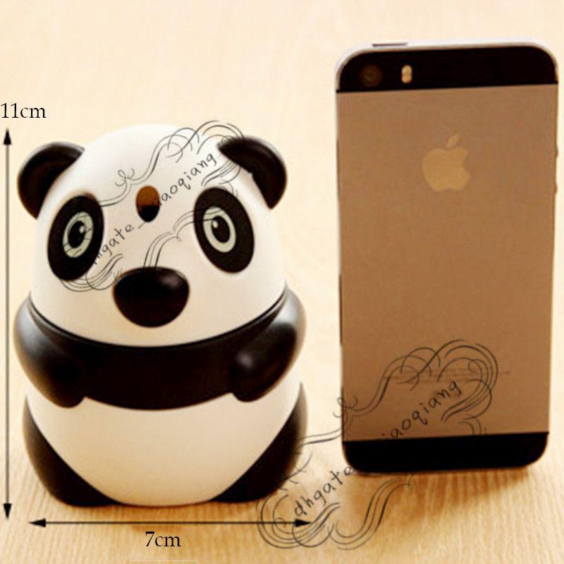 Strumento di stuzzicadenti automatico del supporto di stuzzicadenti cinese di disegno sveglio del panda di modo sveglio caldo di nuovo arrivo trasporto libero