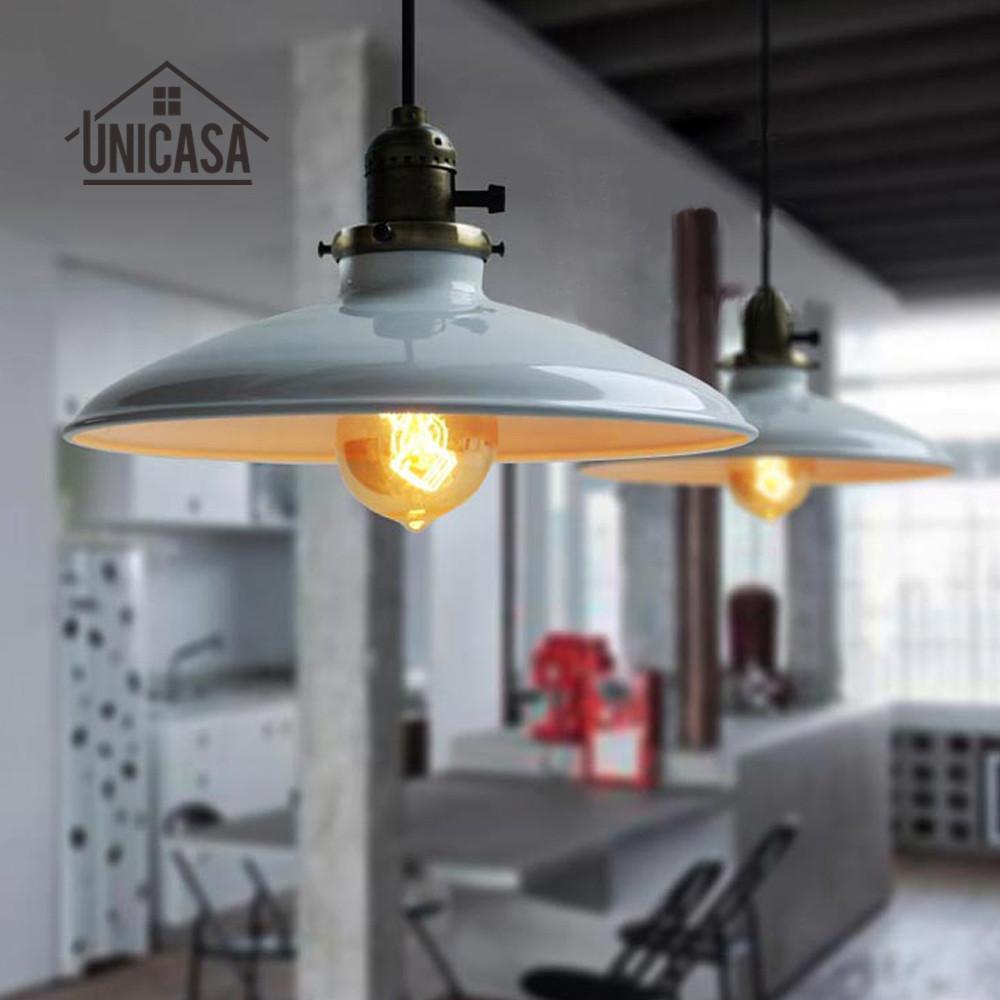 Großhandel Cord Anhänger Mini Eisen Beleuchtung Industrielle Leuchte ...