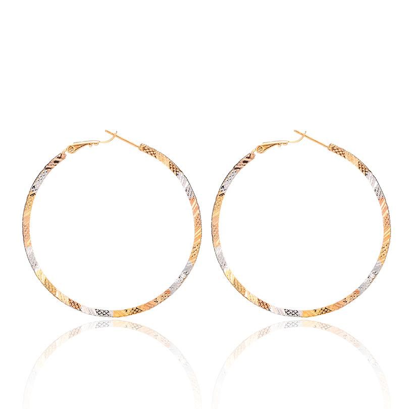 0b135f5df Cheap Hoop Earrings White Fillings Wholesale Large Heart Hoop Earrings