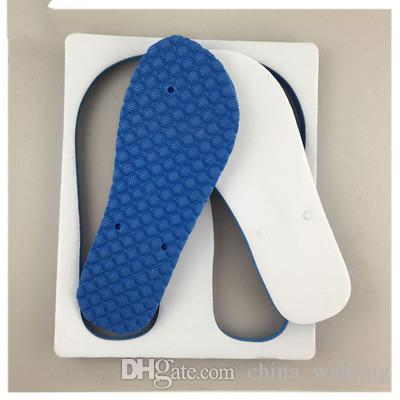 86d335e7a25746 Blank Sublimation Flip Flops Beach Sandals Printed Slippers Casual Flip Flop  Candy Color Indoor Outdoor Custom Printed Cowboy Boots Ankle Boots From ...
