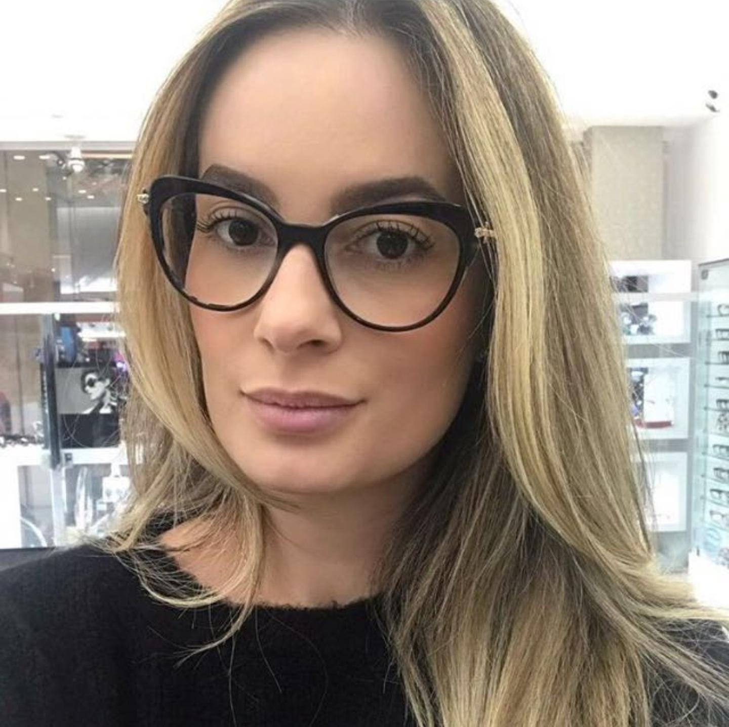 a192c6df0ec Han Edition Tide Restoring Ancient Ways Round Face Glass Frame Female  Character Super Light Can Match Myopic Eyes Big Face Show Thin Flat  Flexible Eyeglass ...