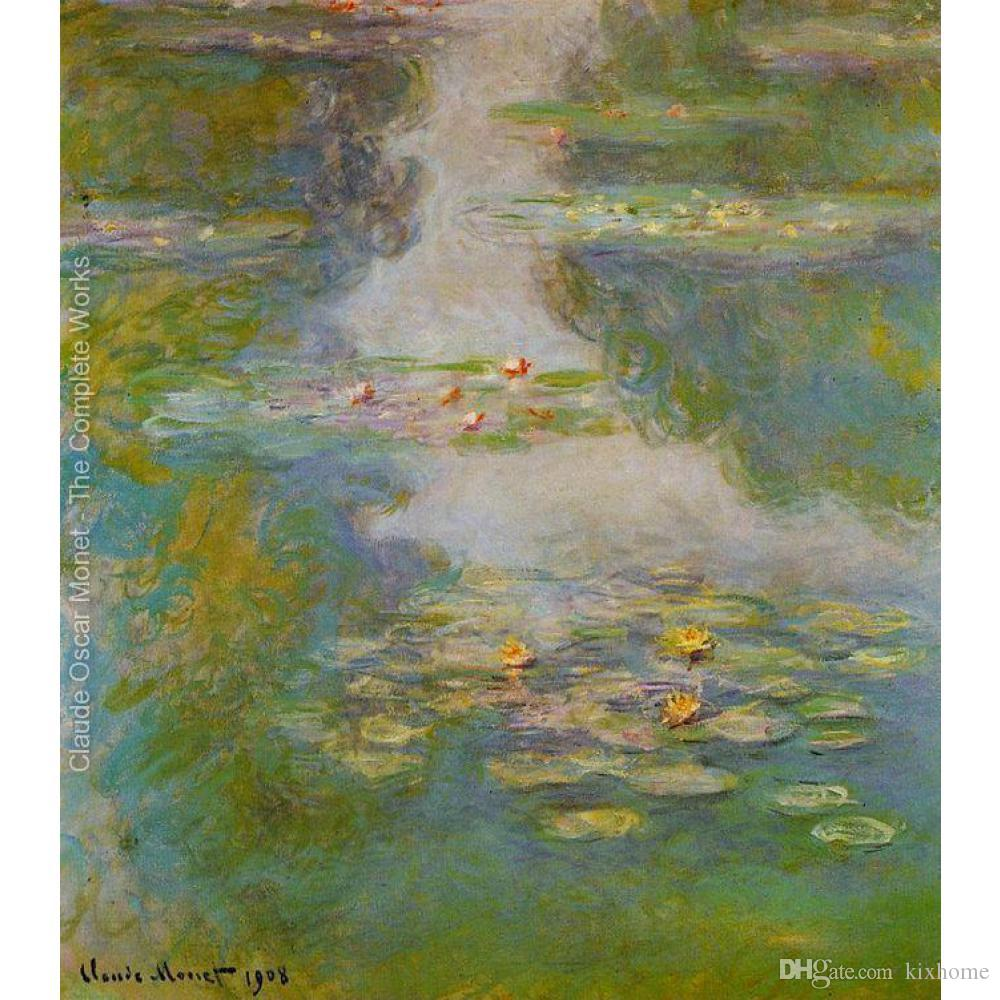 2019 famous oil paintings of claude monet reproduction hand painted