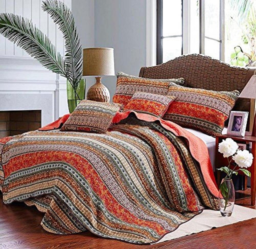anniversary zoom listing fullxfull red coverlet gift coton bedding quilt floral and il for