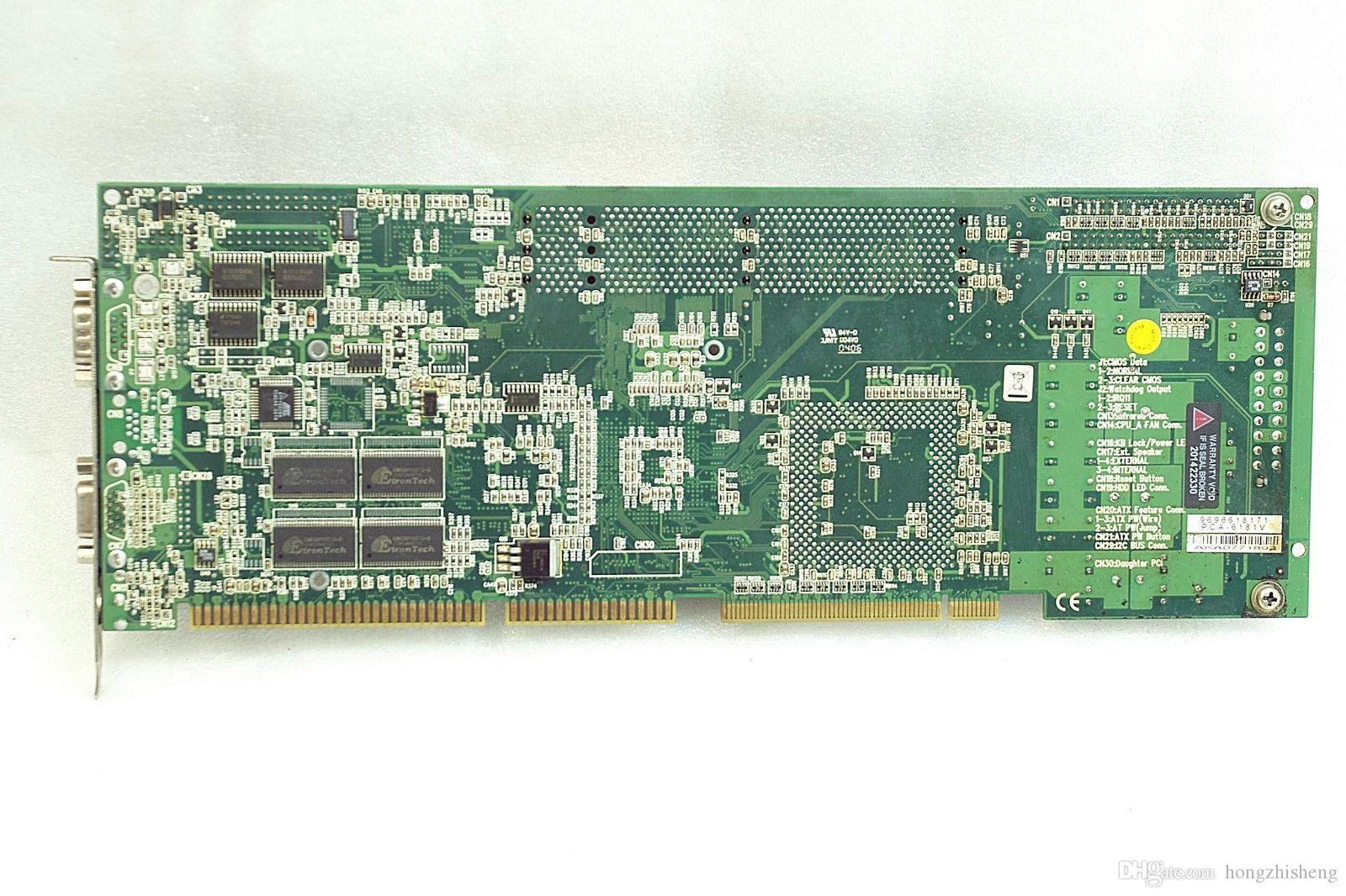 Endüstriyel Kurulu PCA-6181 REV.A1 Fan 100% mükemmel test
