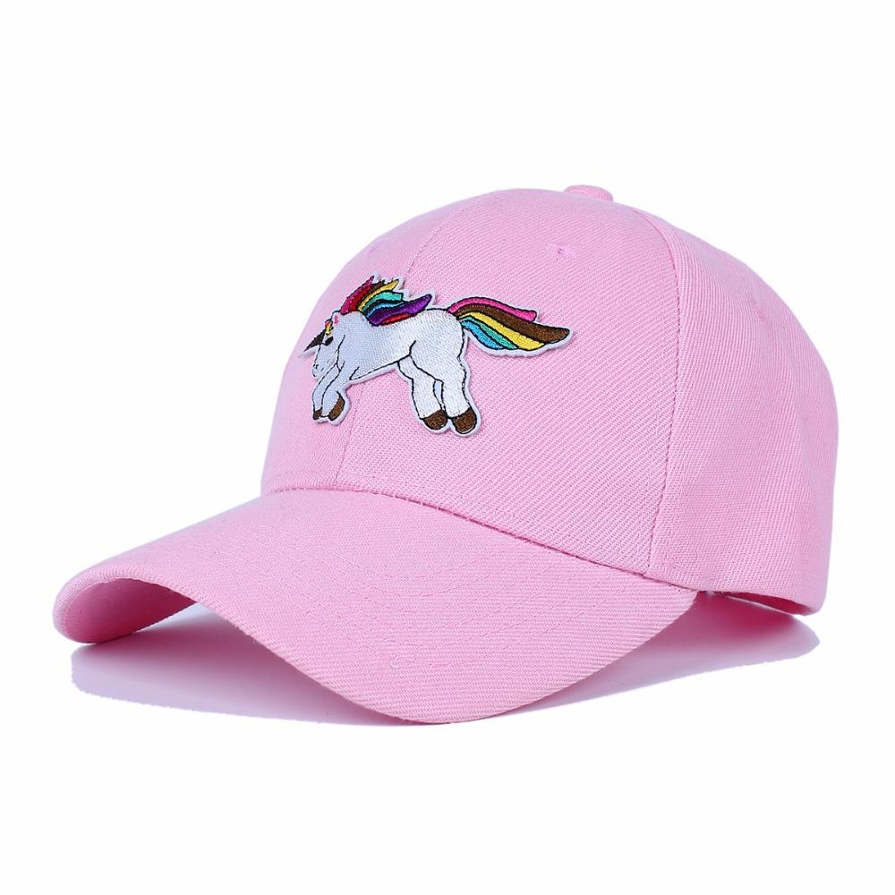146aecd0f08 VORON New Unicorn Embroidery Baseball Cap Funny Fresh Fruit Funky Hat Dad Hat  Baseball Cap Fitted Caps Black Baseball Cap From Dracaena