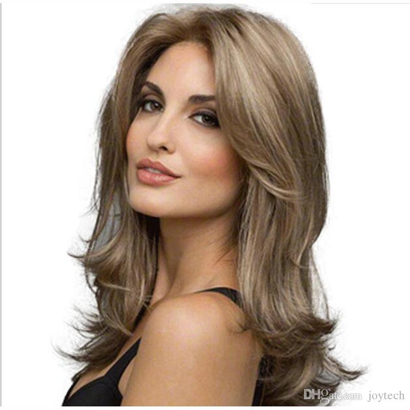 Pelucas de pelo largo para mujeres