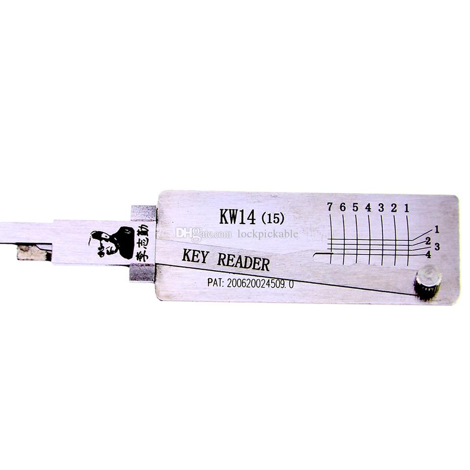 Mr. Li's Original Lishi KW1415 Key Reader - Best Automotive Locks Unlock Tools on the Market
