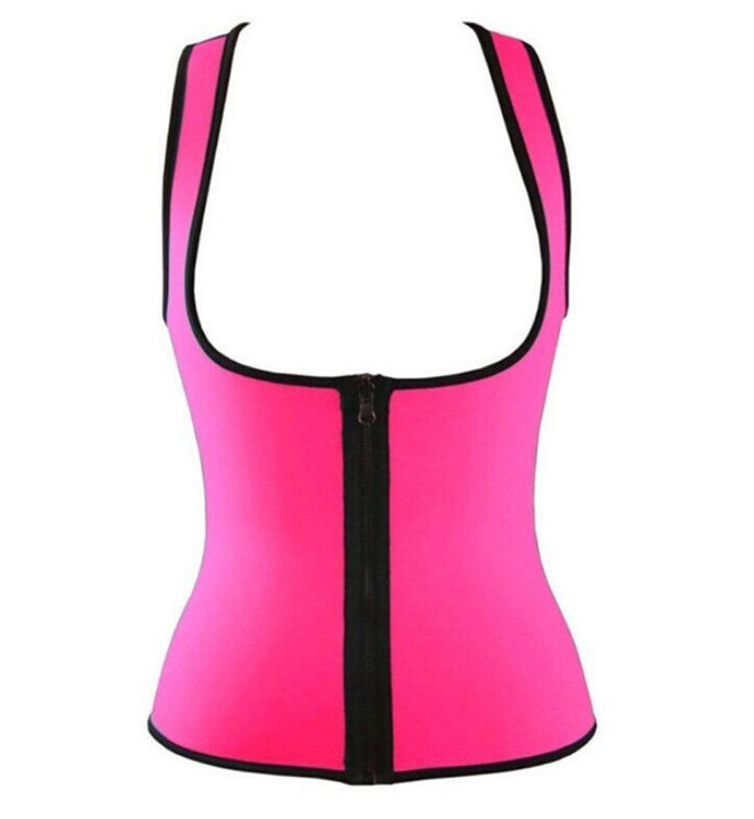 NEW Sexy Lady Women Clothing Body Shaper Slimming Waist Slim Belt Women Clothes Vest Underbust