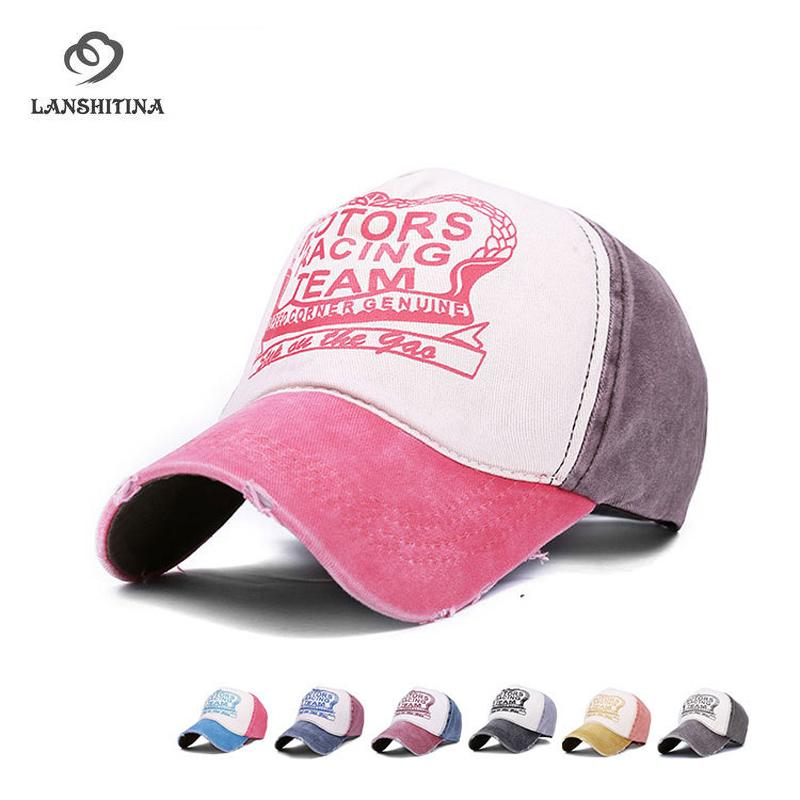 65452e41 Printing Letter Baseball Caps Fitted Hat Casual Wash Cap Gorras 5 Panel Hip  Hop Snapback Hats For Men Women Unisex GH 803 Compton Cap Baseball Caps For  ...