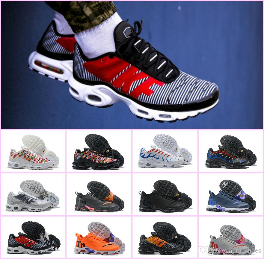 0d0802f105707e New 2019 France World Cup Chaussures Homme Air TN Maxes Plus SE NIC QS Men  Running Shoes 270 Basket TN Requin Sports Shoes Running Shoes Online  Lightweight ...