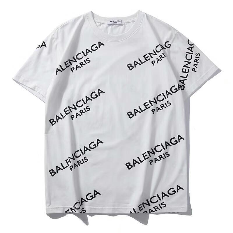 92c98c1cf 2019 Fashion Designer Top Tees Short Sleeve Casual T-shirt New ...