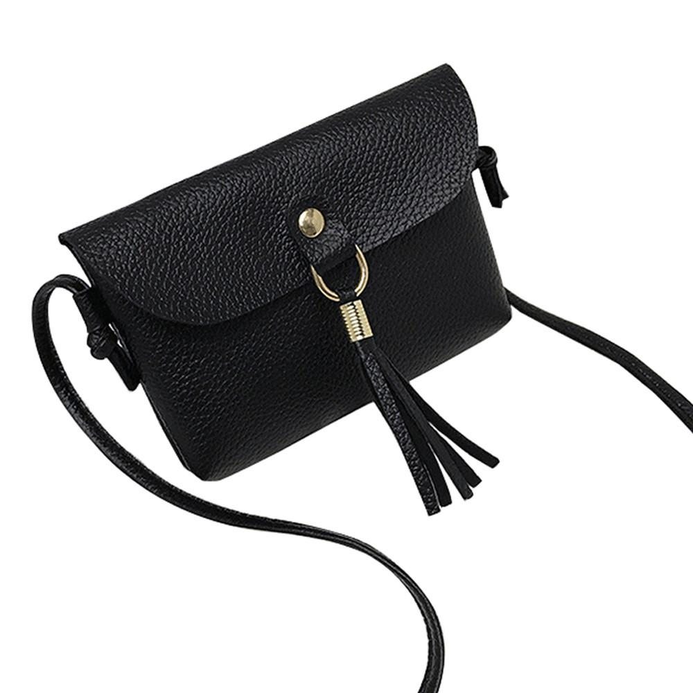 04b437b89640 Fashion Shoulder Bag luxury handbags women bags designer Small Mini  Messenger Tassel crossbody Bags for women bolsa feminina
