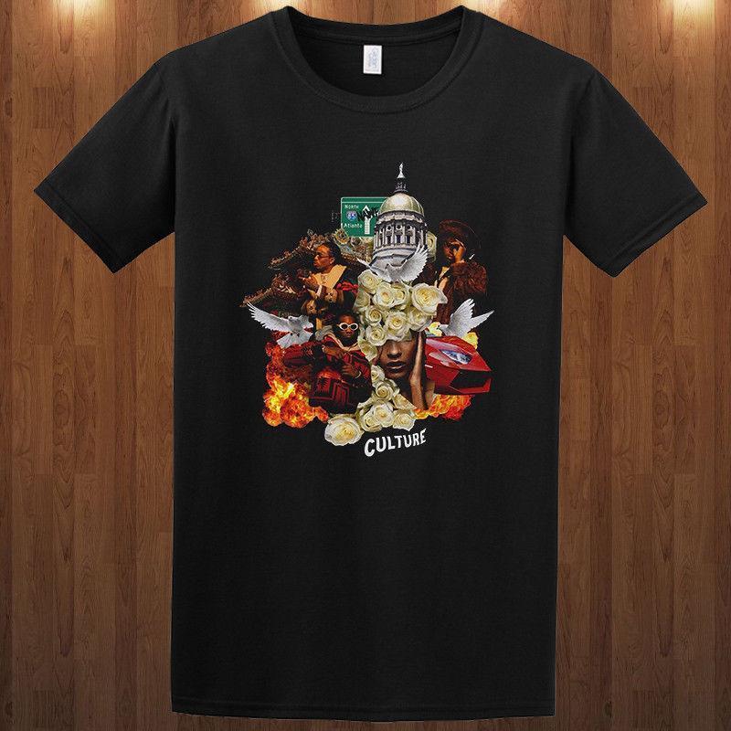 Acheter S M QuavoOffset Shirt Xl Migos L Et T Décollage Culture LSMGVqUpz