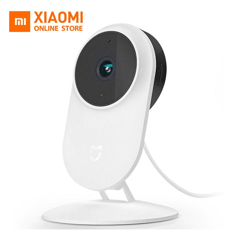 Acheter Camescope Dorigine Xiaomi Camera Ip Smart 1080p 24g 50g Wifi 130 Angle Eleve 10m Vision Nocturne Detection Hierarchique De 31004