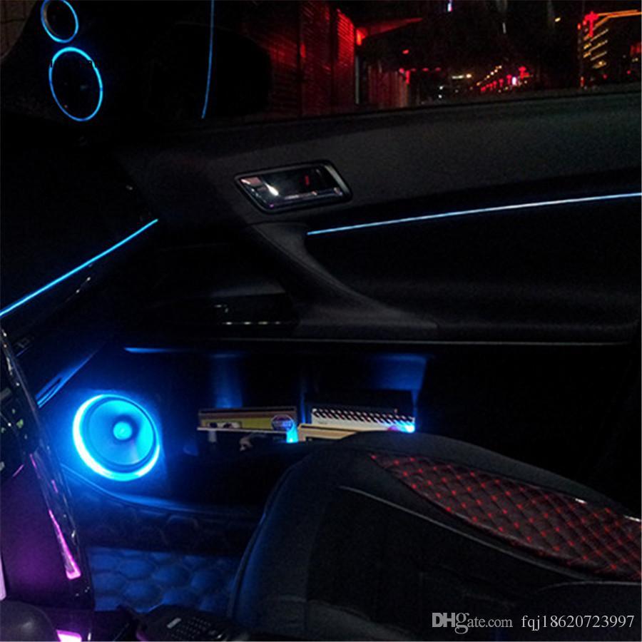 Cool 2019 1Meters Interior Refit Atmosphere Lamp Car Styling Dash Board Wiring Database Liteviha4X4Andersnl