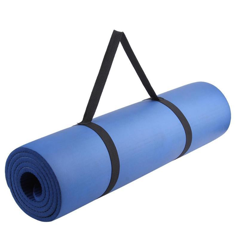 Acquista Portatile Stuoia Di Yoga Fionda Sportiva Cintura In Poliestere  Cintura Palestra Regolabile Tracolla Regolabile Carry Strap A  33.4 Dal  Rainlnday ... f62973cb4f34