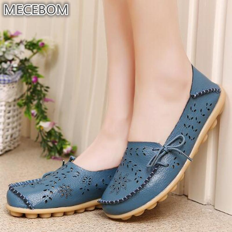 b54b0bd36ff 2019 Casual 2018 Women S Flats Shoes Women Loafers Ladies Shoes Slip On Flats  Leather Shoes Footwear F9113W Mens Sandals Dress Shoes From Shoe33
