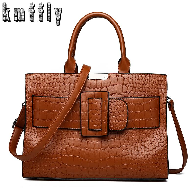 45d7d21575e6 2019 Fashion 2018 Luxury Handbags Women Bags Designer Brand Famous Ladies  Hand Bags Sac A Main Vintage Tote Bags Female Shoulder Bag Bolsas Messenger  Bags ...