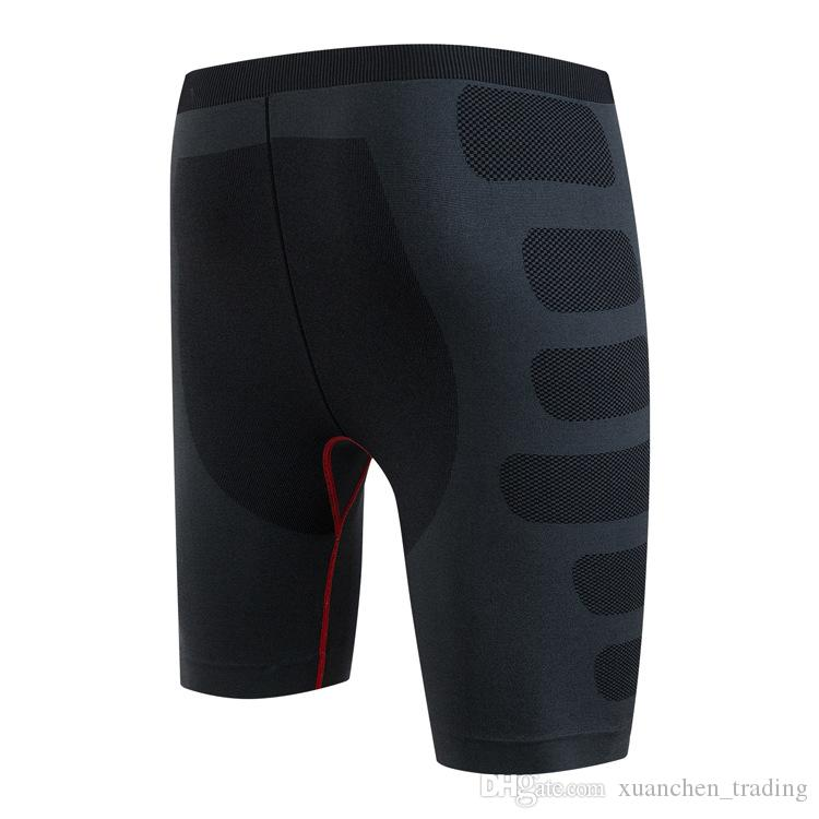 Hot Sale Quick Dry Gym Sport Leggings pants Men's Shorts Soccer Jogging Compression Tights Running Shorts basketball football fitness apply
