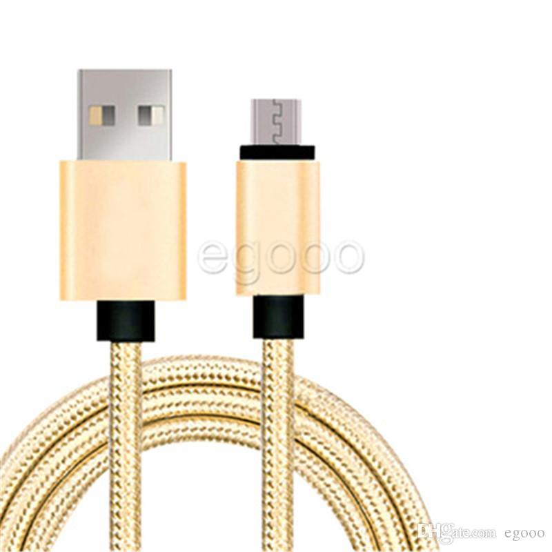 Typ C Micro USB Cable Charger 1M 2m 3m 0,25 m dla Samsung S8 Plus HTC Sony LG Android