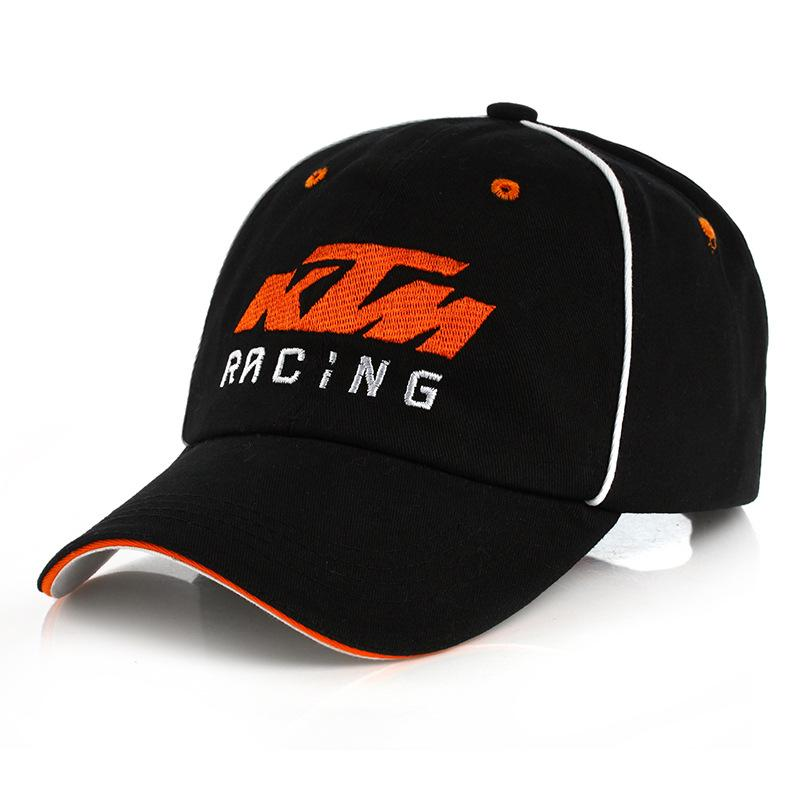 269d9ca3005 Men Women High Quality Snapback Motorcycle Trucker Hats Motor Racing Cap F1  Moto GP Logo For KTM Baseball Cap Embroidery Hat Baseball Caps Cheap  Baseball ...