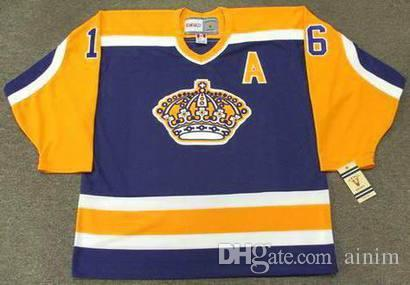new styles 86679 1dc53 spain los angeles kings vintage purple jersey 06a5d 27f1b