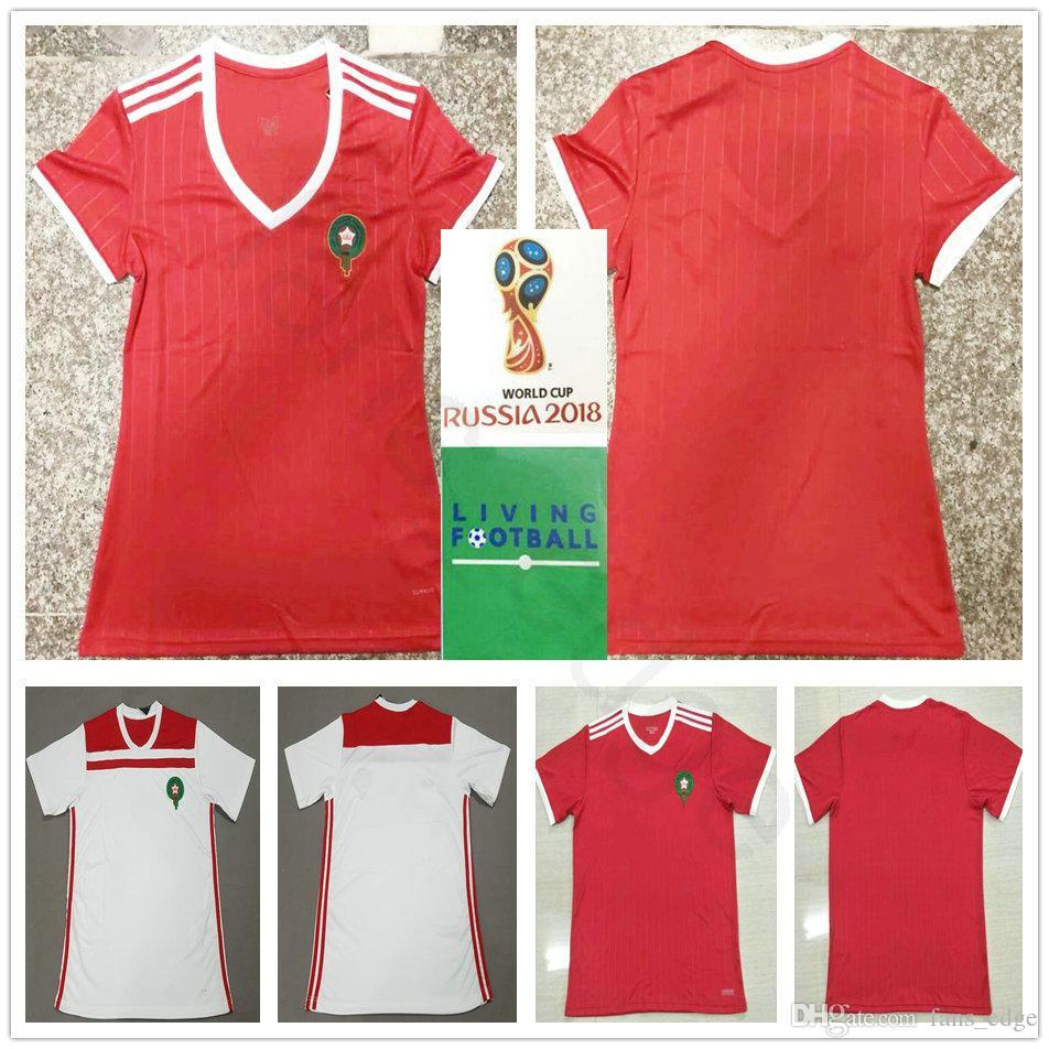 Luxemburg WM 2018 T-Shirt Rot Trikot Fußball Nr ALL 10 Sport