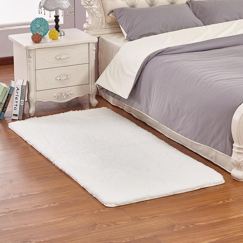 Enipate Wohnzimmer Teppich Große Größe Mat Anti-Rutsch-schlafzimmer Teppich  Tisch Teppiche Schlafzimmer Matten Heimtextilien Weiche Decke