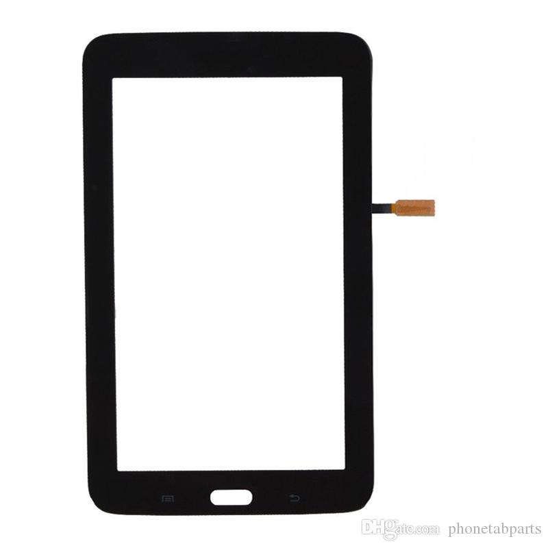 san francisco a373c c025c 50Pcs (Tested) For Samsung Galaxy Tab 3 (V) Lite 7.0 VE T113 T114 T116  Touch Screen Outer Panel Front Glass Lens