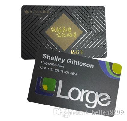 Acheter Best Seller Vente En Gros CMYK Offset Impression UV Carte De Visite 16081 Du Hellen8599