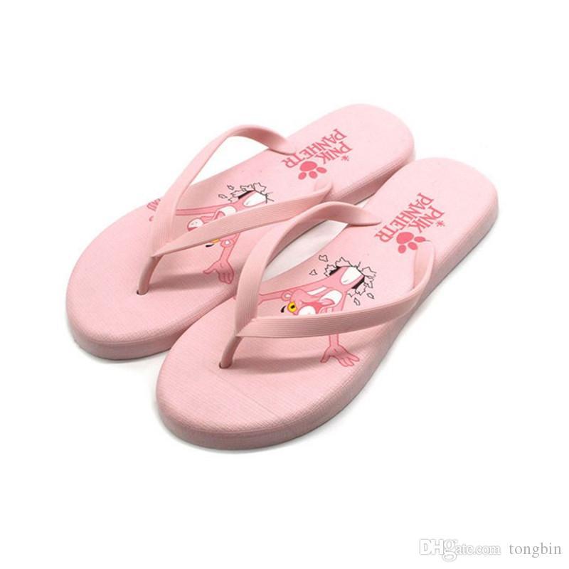 low priced d07fc 8b9b9 Acheter Chaussures De Plage De Haute Qualité En Plein Air Sandales D été  Nouveaux Pantoufles Coréennes Femmes Confortables Chevrons Lady  Rafraîchissant La ...