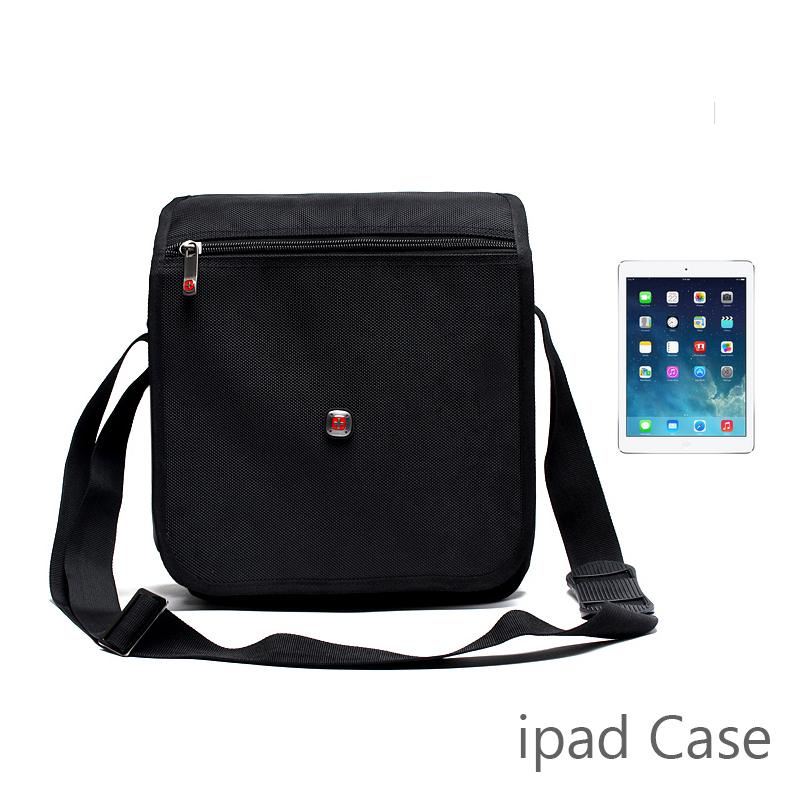 3e6998279747 Multifunctional Tablet PC Briefcase For Ipad Air Pro Shoulder Bag Men S  Messenger Bags 1680D Nylon Waterproof Fabric Ladies Briefcase Metal  Briefcase From ...