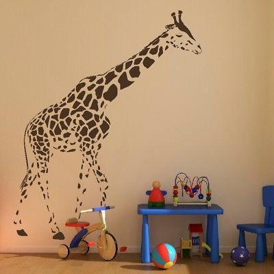 Großhandel Giraffe Wandaufkleber Für Kinderzimmer Tier Serie Kinder ...