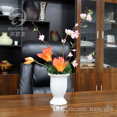 Diy Gift Handmade Ceramic Vases Home Decor New Ceramic Vase Europe