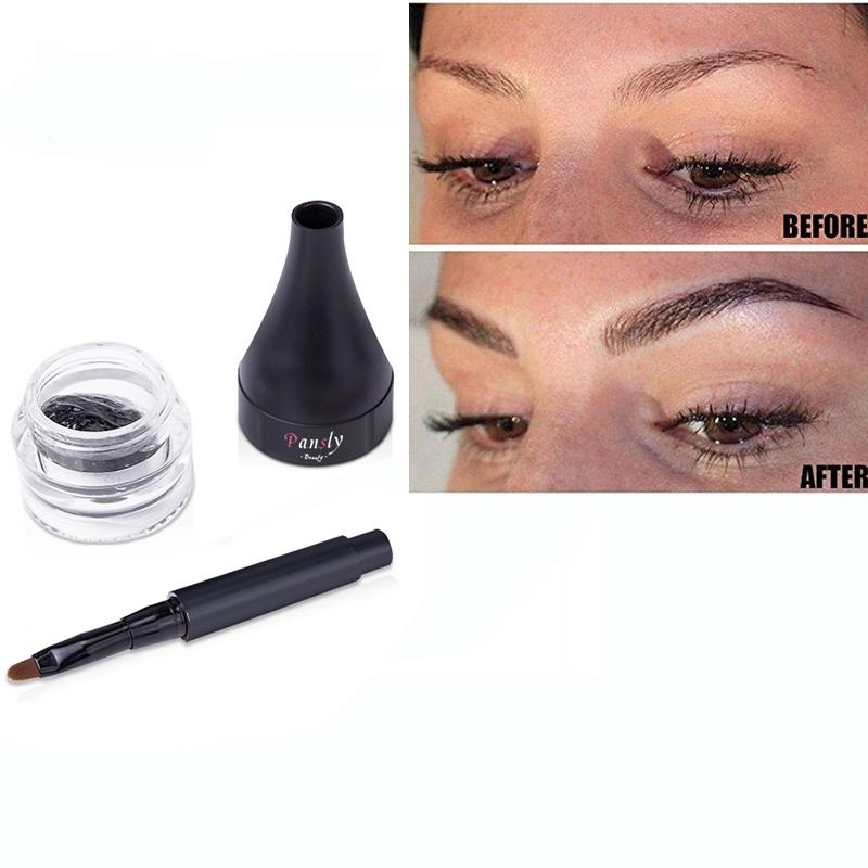 3d Fibers Eyebrow Increase Cream Natural Quickly Fill Eye Brow Hair