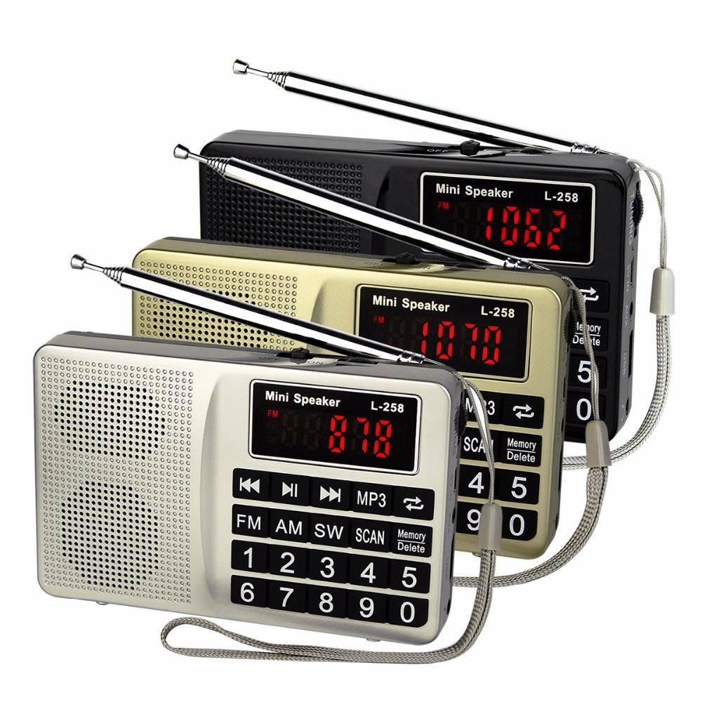 mini radio manual