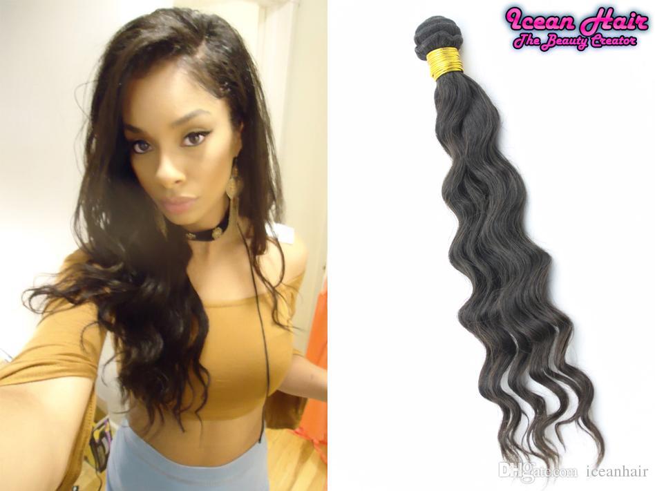 New Shop Great Quality Brazilian Virgin Hair Weaves Unprocessed Top