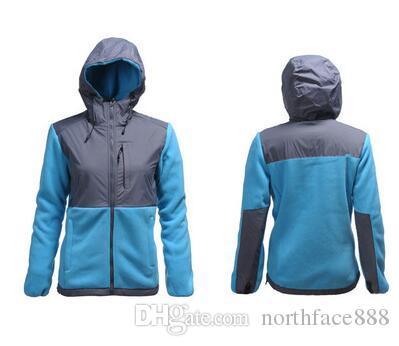 HOT SALE Winter Women Fleece Hoodies Jackets Camping Windproof Ski Warm  Down Coat Outdoor Casual Hooded SoftShell Sportswear Black S XXL Women  Jacket Ladies ... 55cb92a3f