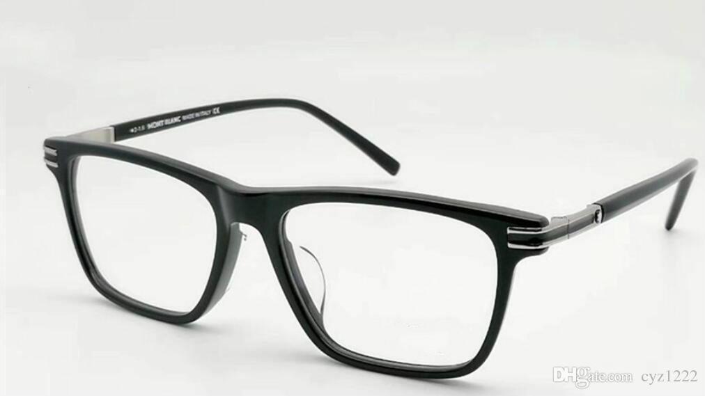 203242620a Compre MB0710 Gafas Marca TR90 Hombres Anteojos Mujer Prescripción Miopía  Computadora Transparente Claro Gafas Ópticas Marco A $83.25 Del Cyz1222 |  DHgate.